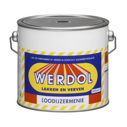 Afbeeldingen van Werdol loodijzermenie per 2 liter