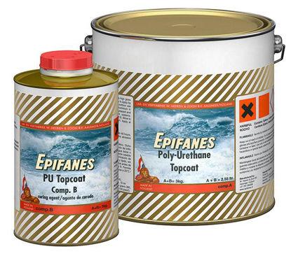 Afbeeldingen van Epifanes Poly-urethane Topcoat nr.7 per 3 liter