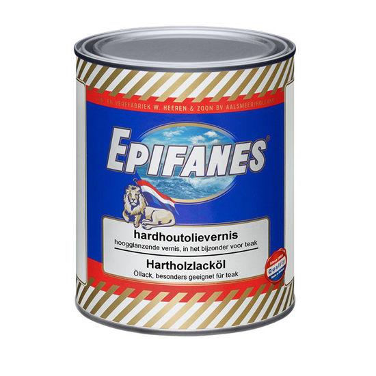 Afbeeldingen van Epifanes hardhoutolie vernis per liter