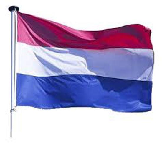 Afbeeldingen van Vlag Nederland 100 x 150
