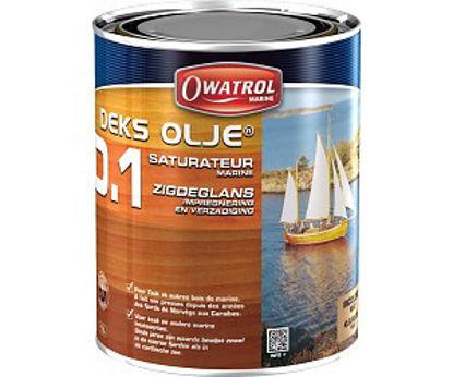 Afbeeldingen van Owatrol D1 olie per liter