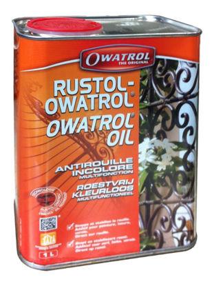Afbeeldingen van Rustol Owatrol per 20 liter