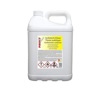Afbeeldingen van Synthetische verdunner (thinner) per 5 liter