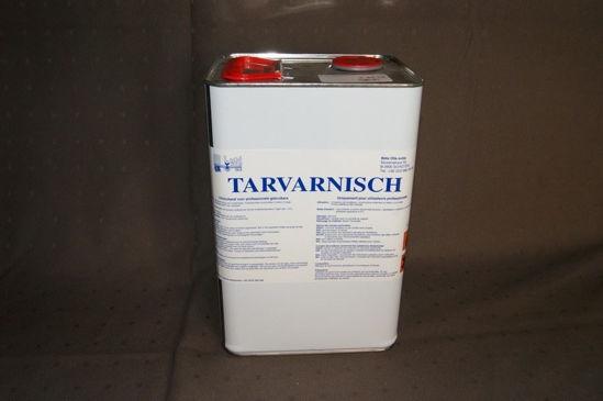 Afbeeldingen van Tarvarnish per 5 liter