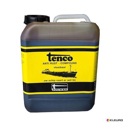 Afbeeldingen van Tenco anti-rust compound vloeibaar per 10 liter