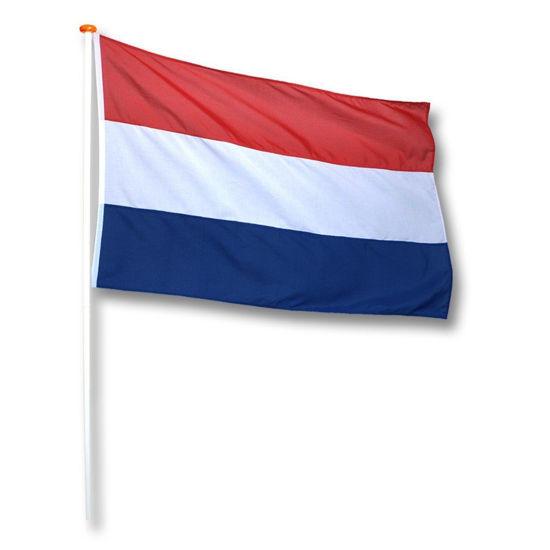 Afbeeldingen van Vlag Nederland 40 x 60