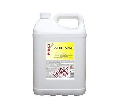 Afbeeldingen van White Spirit per 5 liter