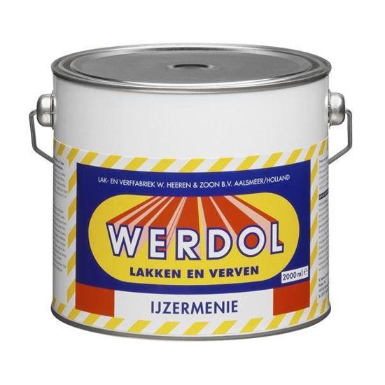 Afbeeldingen van Werdol ijzermenie per 2 liter