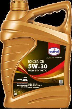 Afbeeldingen van Eurol Excense 5W-30 5 liter