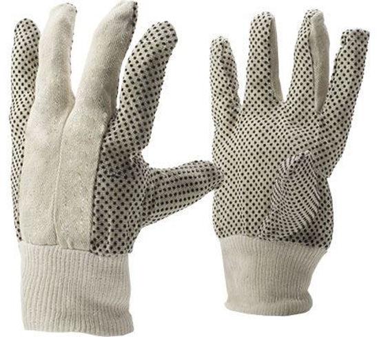 Afbeeldingen van katoen werkhandschoen Polka Dots