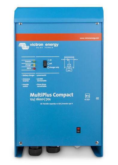 Afbeeldingen van Victron Phoenix multiplus 12/1200/50 Compact