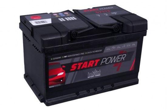 Afbeeldingen van Intact Start Power Accu 12V 71Ah