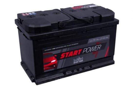 Afbeeldingen van Intact Start-Power Accu 12V 100Ah(C20) 850A(EN)