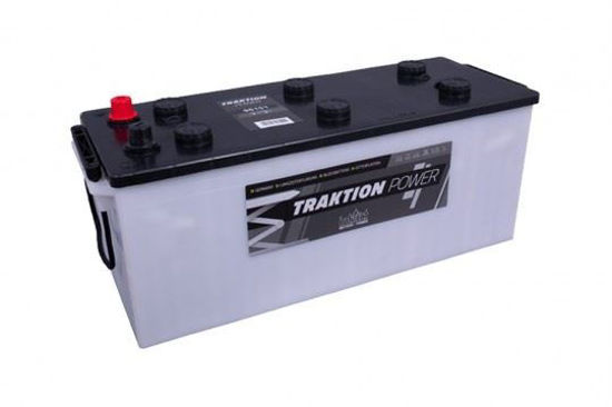 Afbeeldingen van Intact Traktion-Power Accu 12V 135Ah(C5) 180Ah(C20)