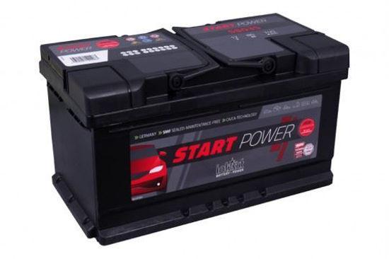 Afbeeldingen van Intact Start Power accu 12V 80Ah