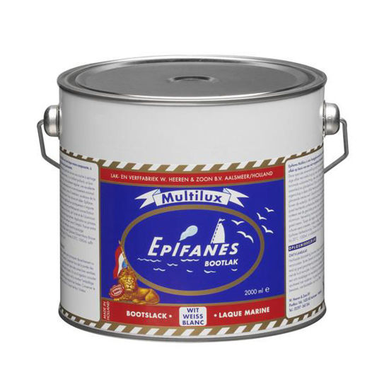 Afbeeldingen van Epifanes Bootlak nr. 8 per 2 liter